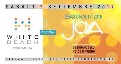 JOYA Urban Club eventi Latina eventi Latina