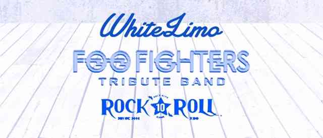 White Limo - foo Fighters tribute eventi Rho eventi MI
