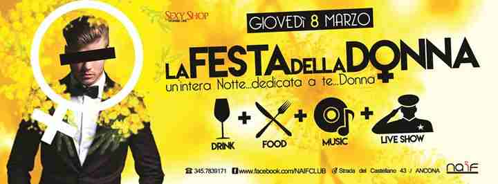 NAIF CLUB food & music experience eventi Ancona eventi Ancona