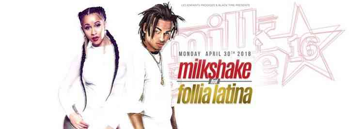 Milkshake Party eventi Roma eventi Roma