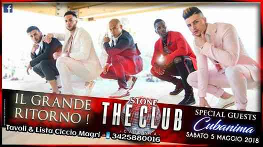 Stone Club eventi Catania eventi Catania