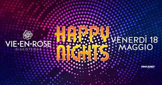 Happy Nights eventi Imola eventi Bologna