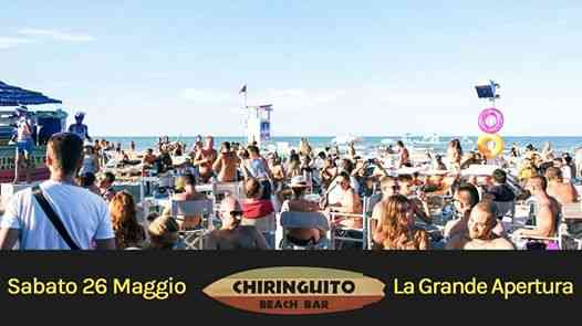 Chiringuito Beach Bar eventi Rimini eventi Rimini