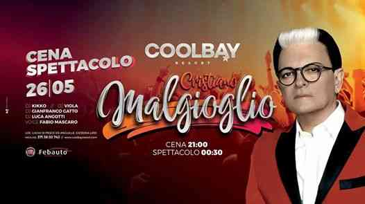 CoolBay Disco eventi Gizzeria eventi Catanzaro
