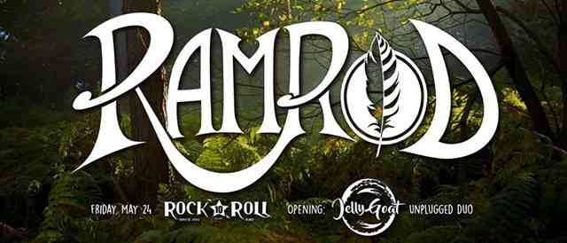Ramrod live at Rock'N'Roll Club eventi Rho eventi MI