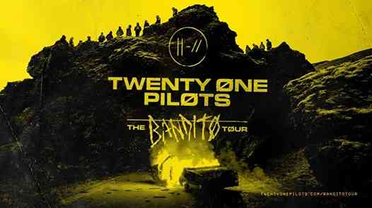 Twenty Øne Piløts: The Banditø Tøur - Bologna SOLD OUT eventi Casalecchio di Reno eventi BO