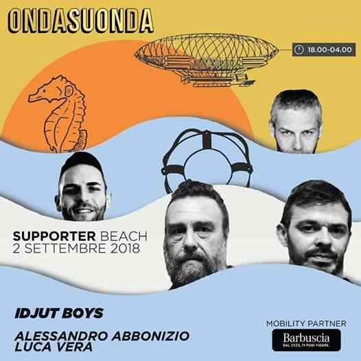 Supporter Beach eventi Fossacesia eventi Chieti