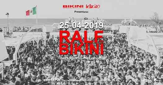 Ralf in Bikini 2019 - Official Event - eventi Cattolica eventi RN