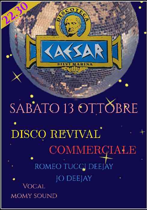 Discoteca Caesar International Club eventi Silvi eventi Teramo