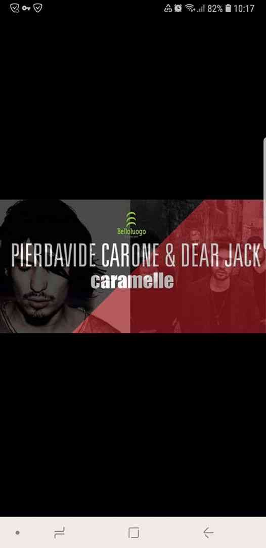 Pierdavide Carone E Dear Jack eventi Lecce eventi LE