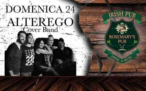 AlterEgo Band in Concerto eventi Nicolosi eventi CT