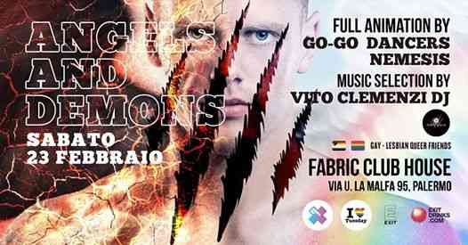 Fabric Club House eventi Palermo eventi Palermo