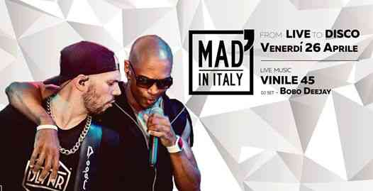 From: Live To: Disco - Vinile 45 / Bobo Dj eventi Verona eventi VR