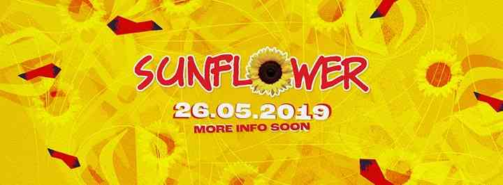 Sunflower (Opening Party) - Domenica 26.05.2019 eventi Quarrata eventi PT