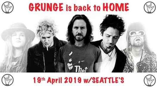 Grunge is BACK to HOME w/SEATTLE'S eventi Treviso eventi TV