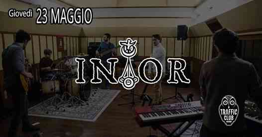 INIOR Live at Traffic live club eventi Roma eventi RM