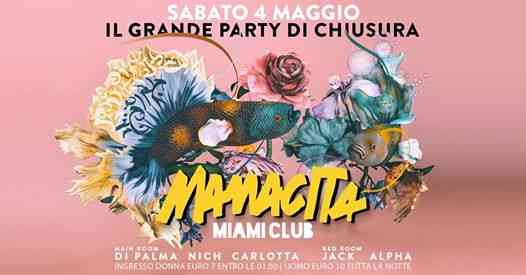 Miami Club eventi Monsano eventi Ancona