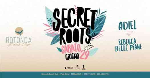 Secret Roots w/ Adiel ,Rebecca Delle Piane eventi Terracina eventi LT