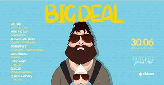 Sunday 30.06 Big Deal eventi Terracina eventi LT