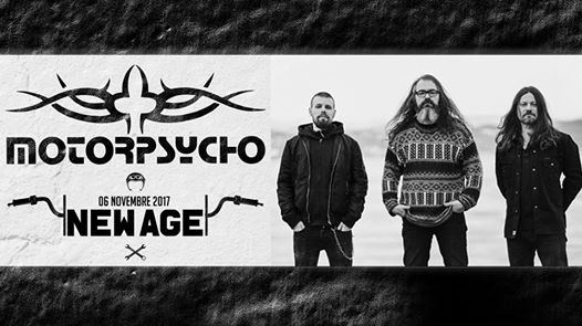 Motorpsycho • New Age Club eventi Roncade eventi TV