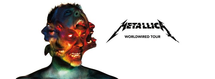 Metallica | Unipol Arena - The WorldWired Tour eventi Casalecchio di Reno eventi BO