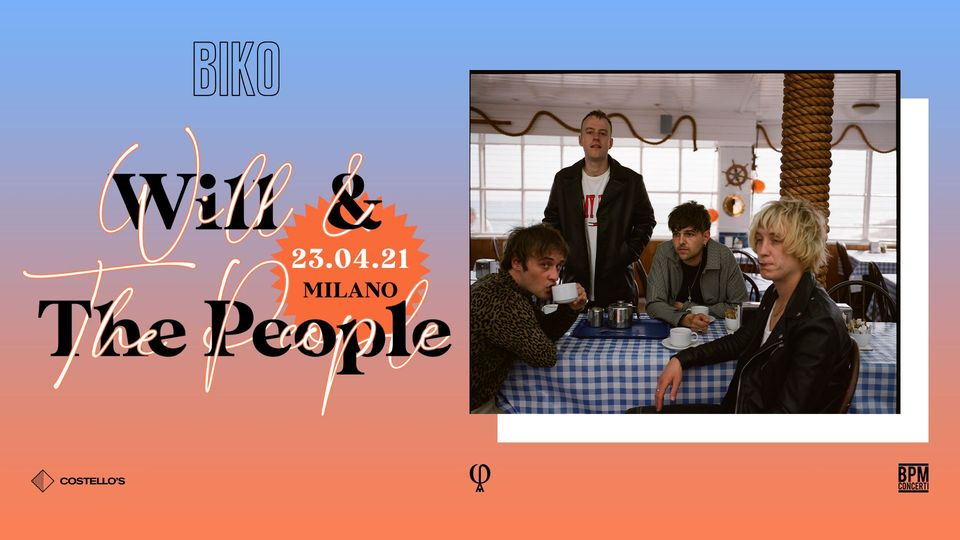 Will And The People in concerto a Milano eventi Milano eventi Milano