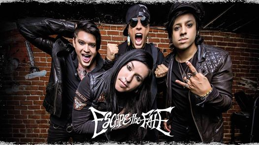 Escape The Fate // dal vivo a Milano eventi Milano eventi MI