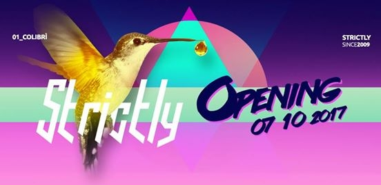 Strictly Opening 07.10.2017 Tag Club eventi Venezia eventi VE