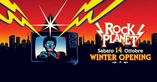 Winter Opening Saturday 14 October Rock Planet eventi Cervia eventi RA