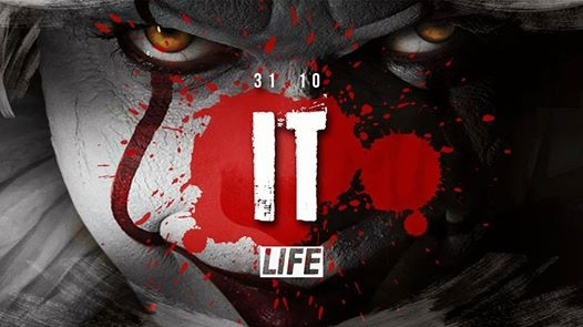 IT PAGLIACCIO ASSASSINO - LIFE Halloween Party eventi Torino eventi TO