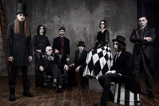 The Spleen Orchestra- Tim Burton Show / Hiroshima Mon Amour eventi Torino eventi TO