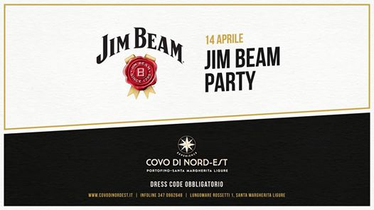 Jim Beam Party eventi Santa Margherita Ligure eventi GE