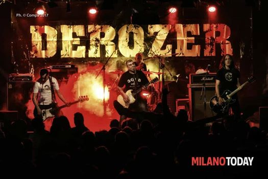Derozer al Rock Planet eventi Cervia eventi RA