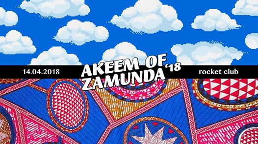 Akeem Of Zamunda | April 14th eventi Milano eventi MI