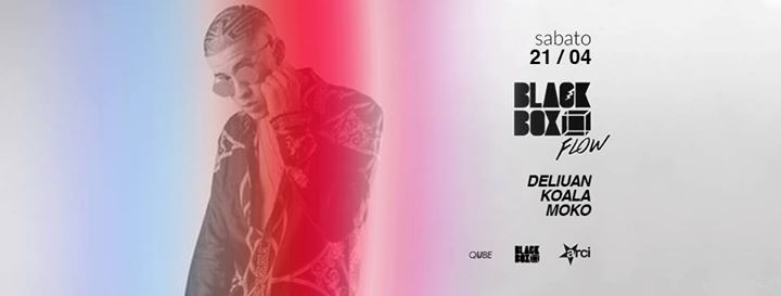 Blackbox Flow - Your Best Black Party - Qube Club eventi Pescara eventi PE