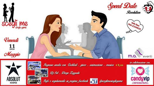 Paginas speed dating