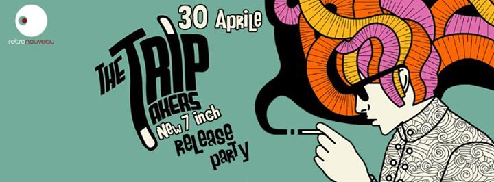 The Trip Takers live ◆ New 7 inch Release Party eventi Messina eventi ME