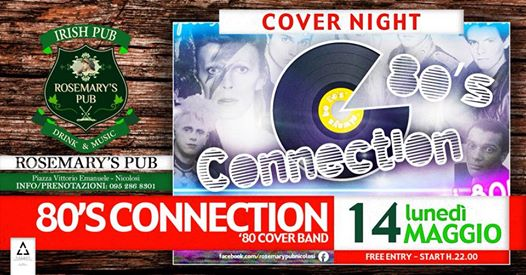 80'S Connection Live eventi Nicolosi eventi CT