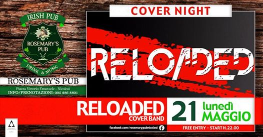Reloaded Rock Band eventi Nicolosi eventi CT