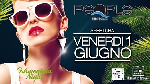 Opening Season Summer 2018 eventi Senigallia eventi AN