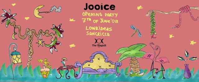 Jooice at The Magick Bar Opening Party eventi Roma eventi RM