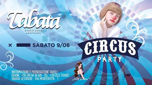 Circus Party eventi Sestriere eventi TO
