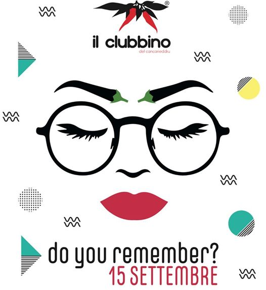 15 Settembre - Do you Remember Party! eventi San Nicola Arcella eventi CS