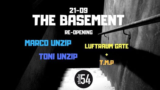 The Basement Re-Opening eventi Bologna eventi BO