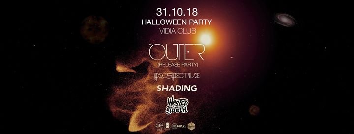 OUTER (Release Party) / Prospective / Shading / Wasted Youth eventi Cesena eventi FC