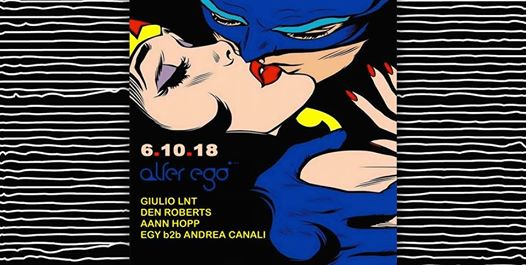 6.10.18 AlterEgo 100% Techno eventi Verona eventi VR