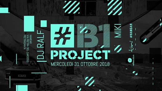 B1 project Dj Ralf and Miki at Hangar Club eventi Pietrasanta eventi LU