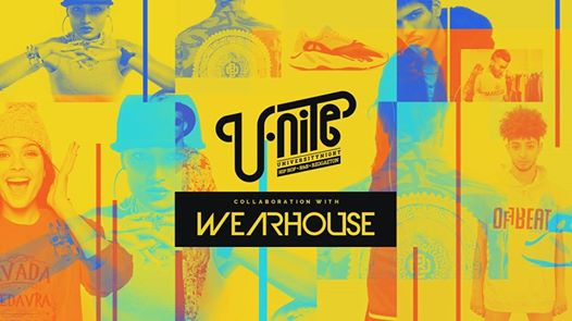 Wearhouse x U.Nite - Totem Plaza University Night eventi Vimercate eventi MB