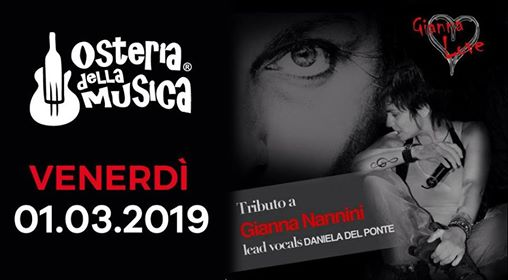 Tributo a Gianna Nannini by Gianna Love Band eventi Cepagatti eventi PE