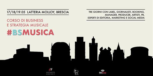 Latteria Molloy • Corso di Business e Strategia Musicale eventi Brescia eventi BS